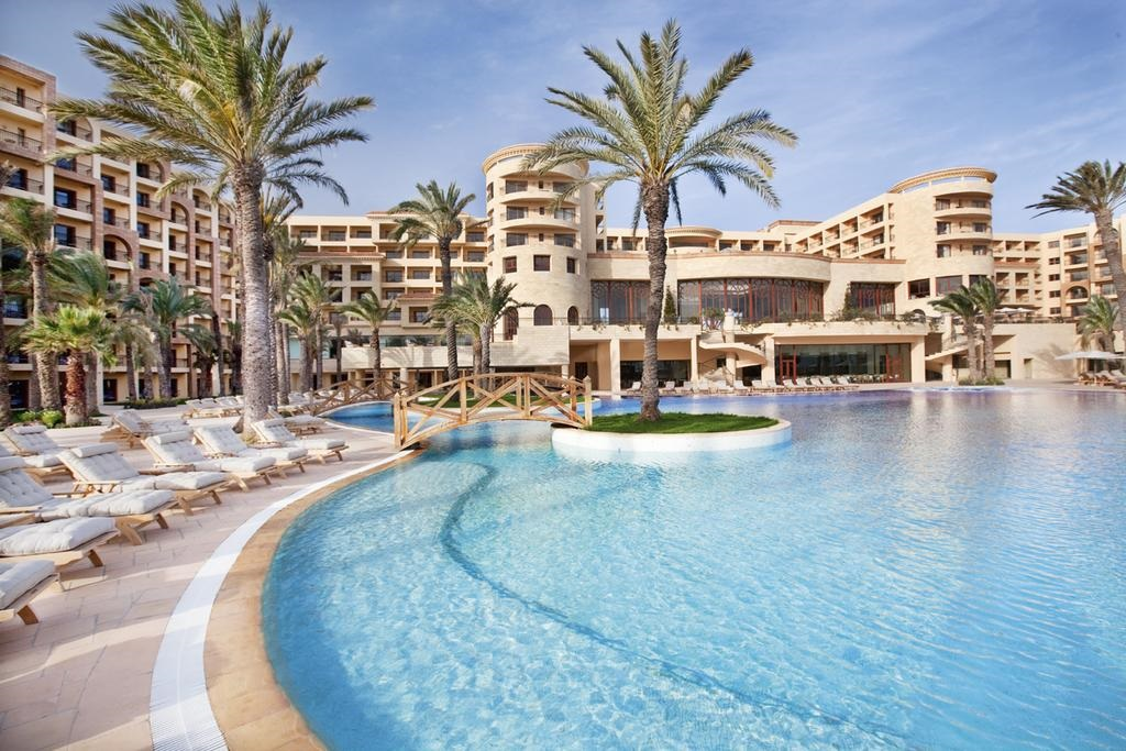 Mövenpick Resort & Marine Spa Sousse  •••••