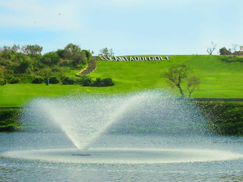 Golfbanor i Tunisien
