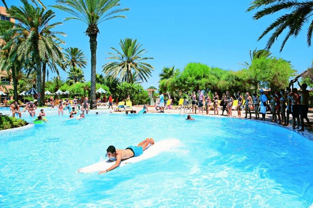 El Ksar Resort & Thalasso ••••