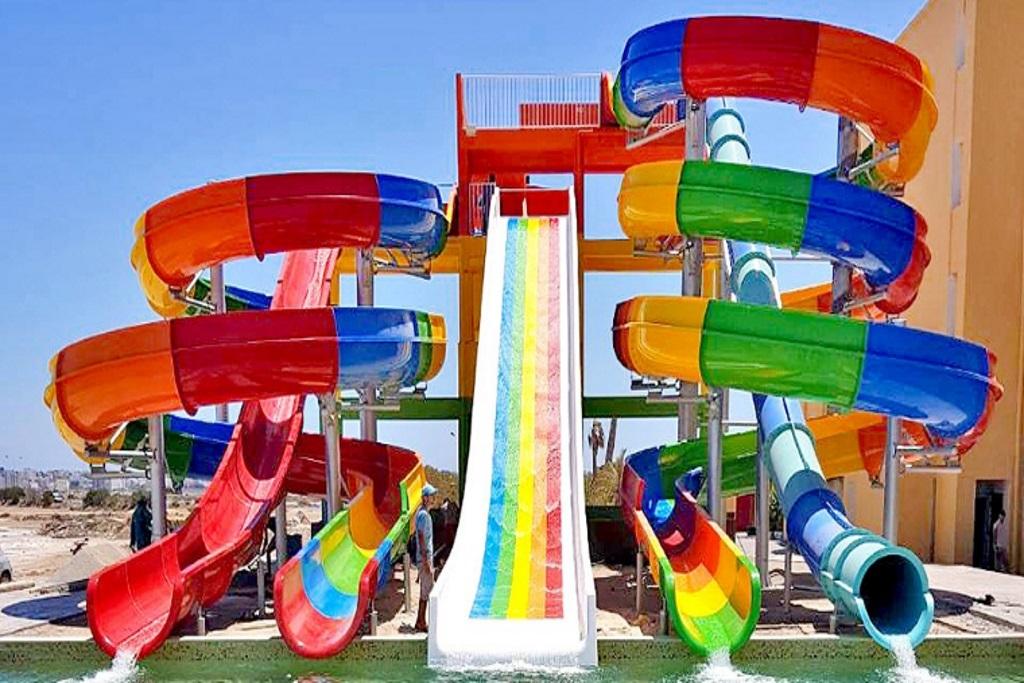 Skanes Serail & Aquapark ••••