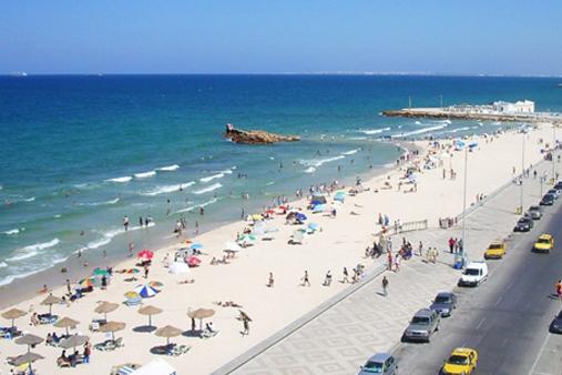 Ospecificerat Hotell Tunisien